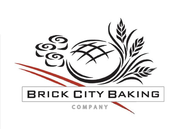 NY Bakery custom logo design