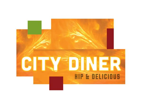 NJ Diner Logo Design