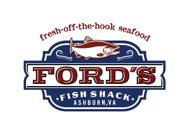 VA Fish House Logo Design