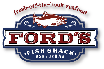 logo for Ford's Fish Shack