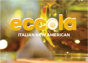 Eccola/web — website of best italian restaurant with great italian food and modern italian cuisine