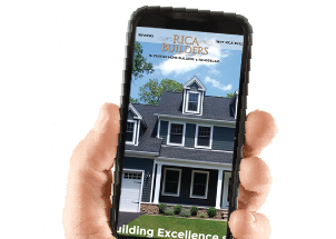 Rica Builders/biz cards — custom home builders in NJ for new home construction