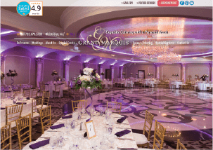 Marquis/web — one of best wedding venues and banquet halls for weddings and wedding receptions